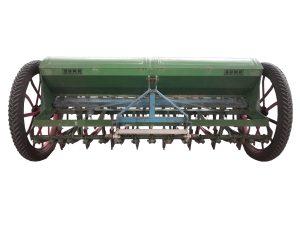 Seminatrice grano